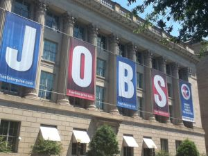 Jobs- Washington, DC (Chamber of Commerce) 2011